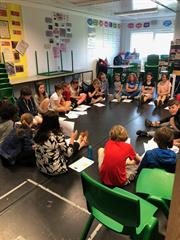 6th Class preparing preparing for Secondary School