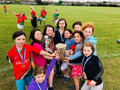 Dolphin Cup Camogie
