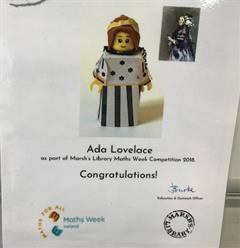 Lego Ada Lovelace