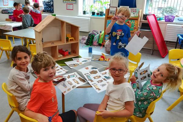 Playtime Fun in Senior Infants Ruth