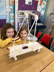 Bridge construction in 2nd class