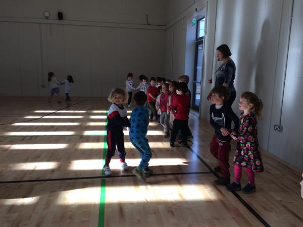 The future is bright for Irish dancing
