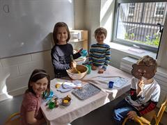 Learning through play in Senior Infants Rang Iora Rua