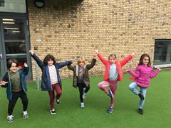Movement Circle in PE