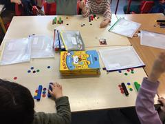 Rang Gráinneog- Maths- A Day in the Life!