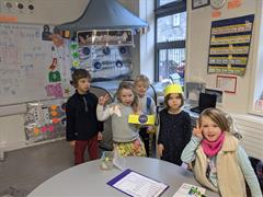 Learning about Space and Our Solar System i Rang Iora Rua